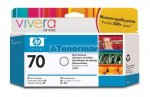 Inkoustová cartridge HP Designjet Z3100, C9459A, Gloss Enhancer, No. 70, 130 ml, O